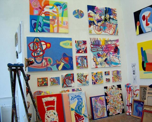 Epreskerti műterem 2000