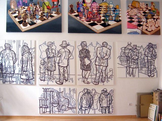 Műterem 2008