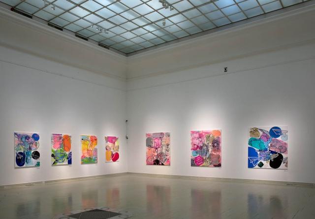 Műcsarnok kiállítás